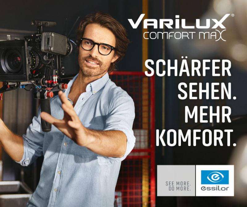 Varilux-Essilor-schärfer sehen mehr komfort